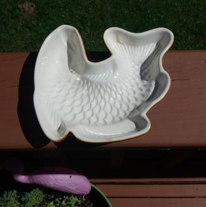Other - Luxemburg Stoneware Fish Baking or serving dish